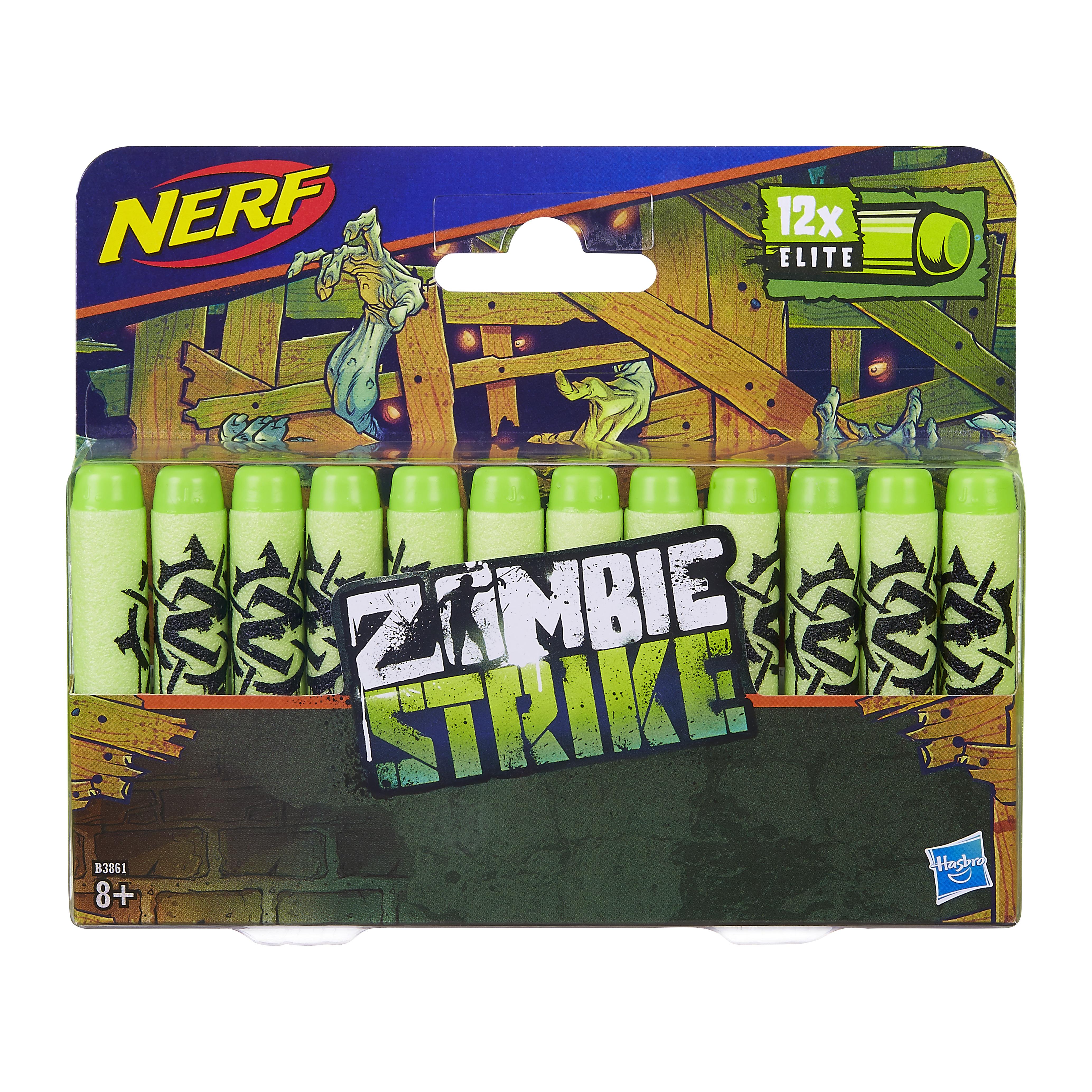 Стрелы NERF Zombie Strike B3861