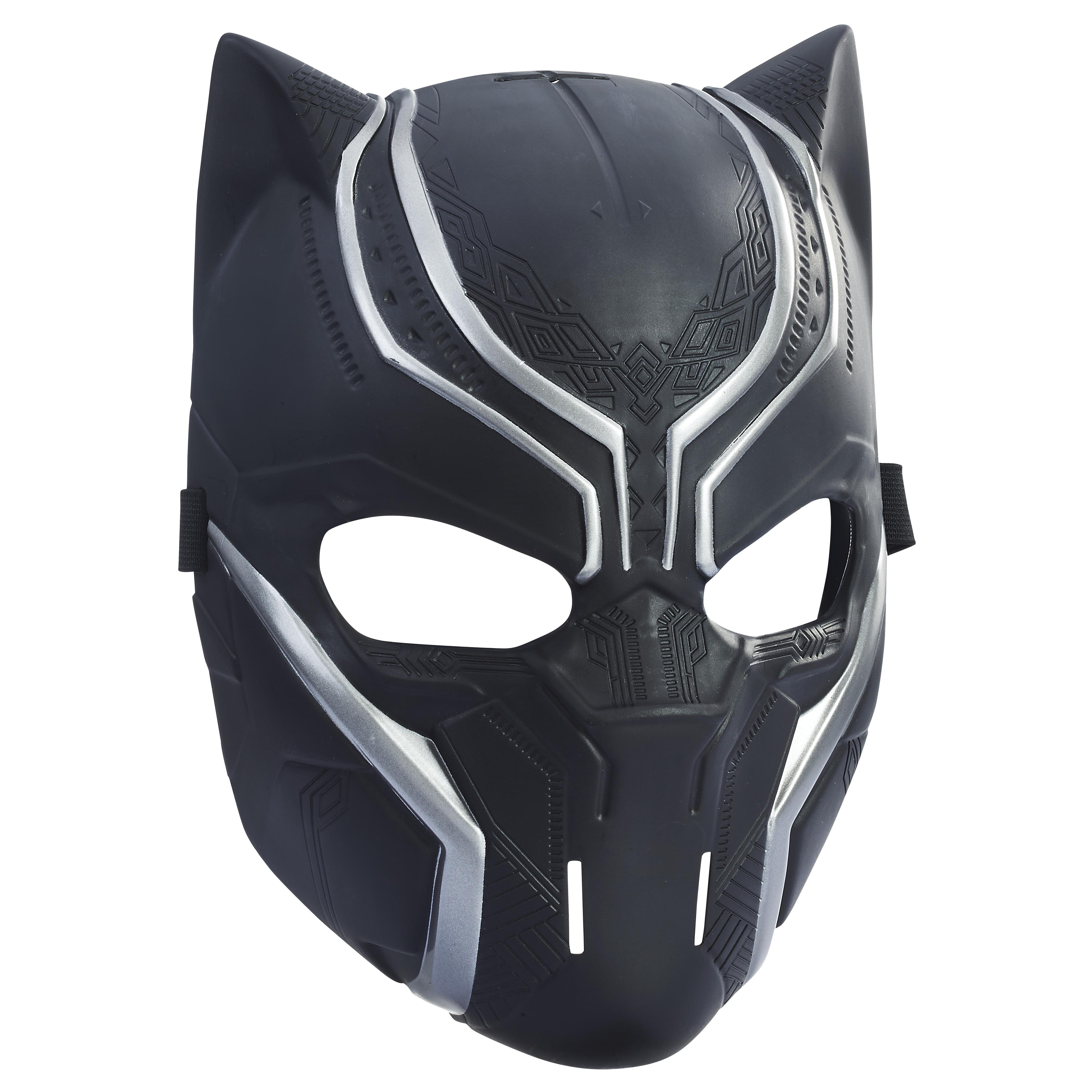 Экипировка героев Black Panther Маска Black Panther «Черная Пантера» стоимость