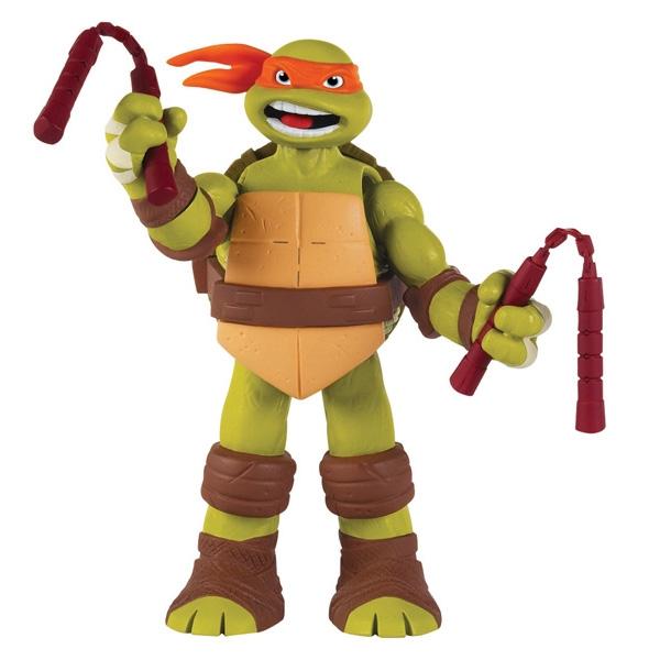 Черепашки Ниндзя Черепашки Ниндзя Фигурка Ninja Turtles «Черепашки Ниндзя» со звуком 15 см в асс. фигурка ninja turtles черепашки ниндзя 12 см в ассортименте