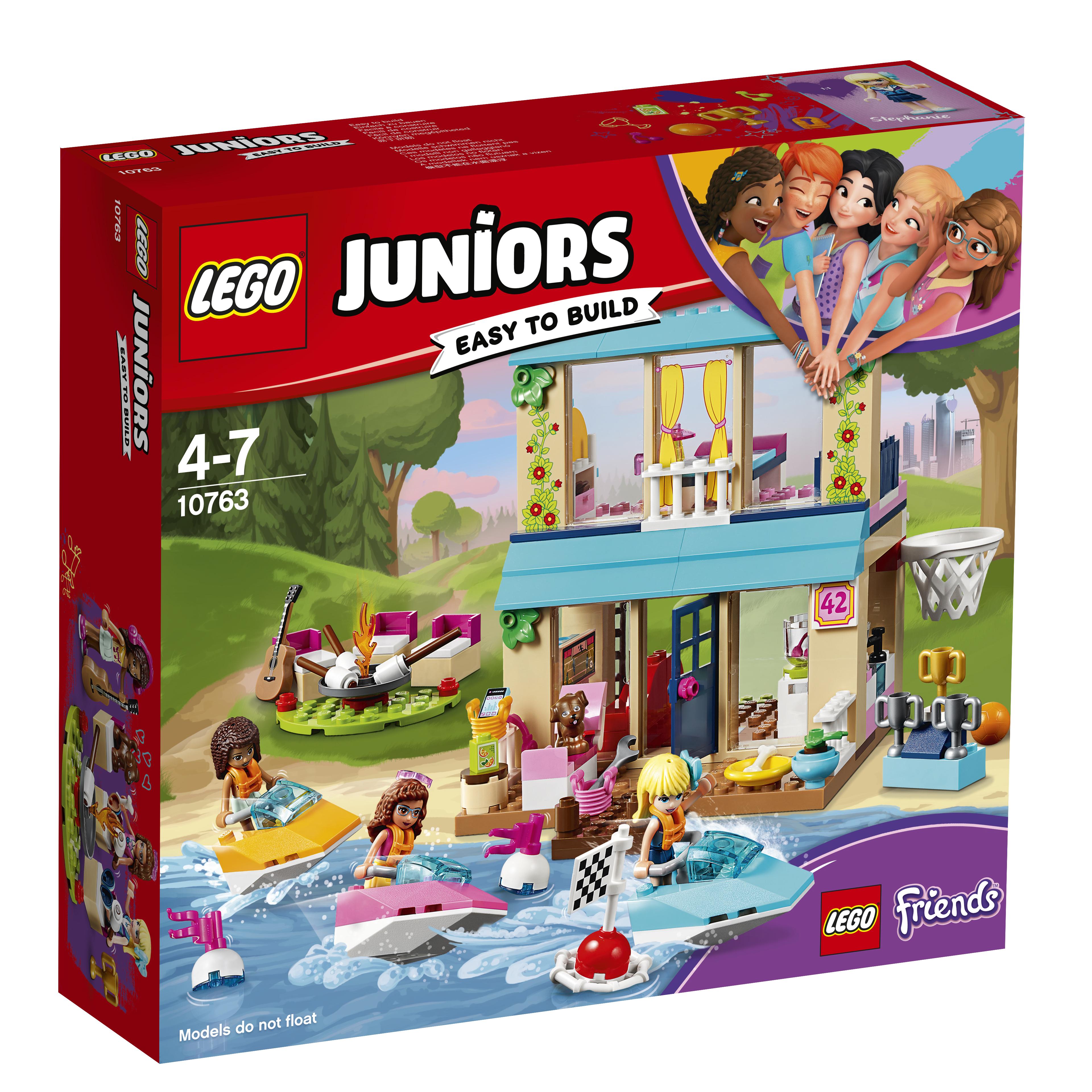 LEGO LEGO Конструктор LEGO Juniors 0 10763 lego juniors оборона бэтпещеры™