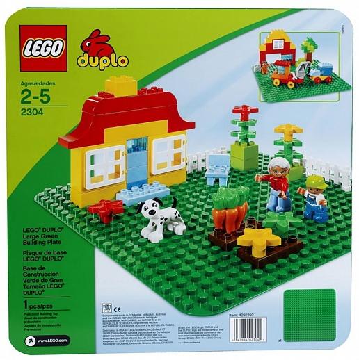LEGO DUPLO   Строительная пластина