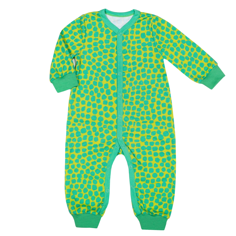 Первые вещи новорожденного Barkito Комбинезон детский, комплект 2шт., Barkito «Дракоши», зеленый, темно-синий