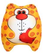 Подушка игрушка СмолТойс Мишка подушка игрушка антистрессовая штучки к которым тянутся ручки лапуши волк 15аси18ив 6