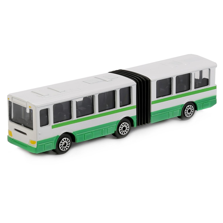 Городской транспорт Технопарк Автобус-троллейбус sd one 36