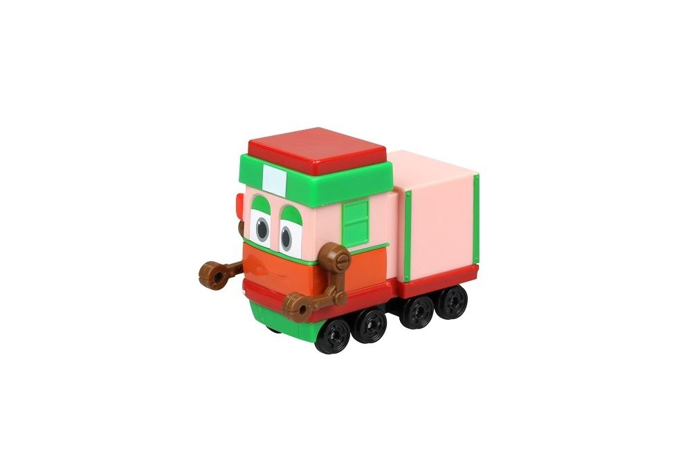 Фигурки героев мультфильмов Robot Trains Паровозик Robot Trains «Вито» в блистере эфраим баух за миг до падения