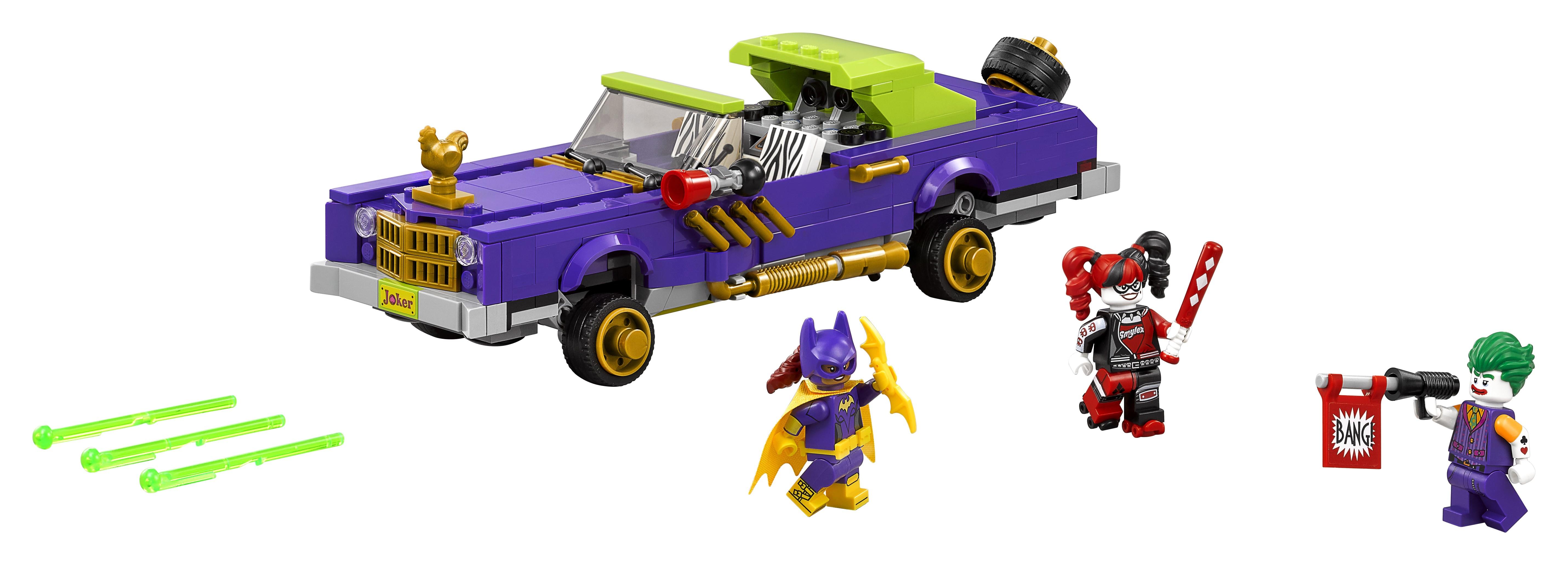 LEGO LEGO Batman Movie 70906 Лоурайдер Джокера конструктор lego batman movie побег джокера на воздушном шаре 70900 l