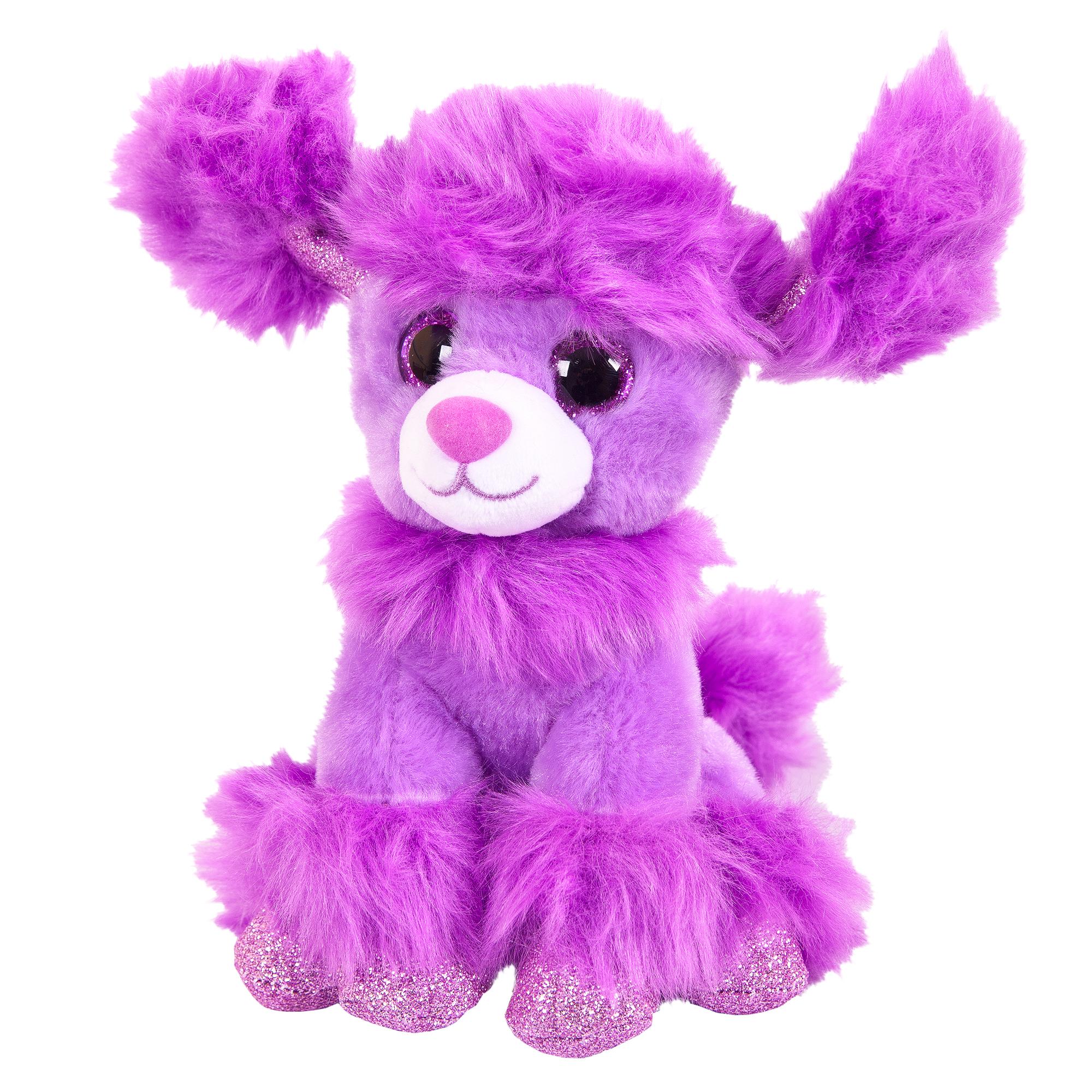 Мягкие игрушки ABtoys Пудель игрушки для детей