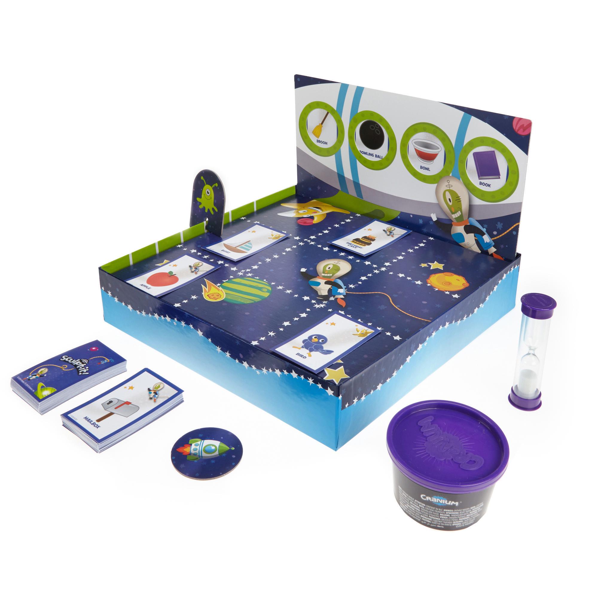 Развивающие и обучающие Hasbro Настольная развивающая игра Hasbro «Скульптор»