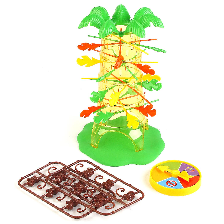 Развлекательные игры Играем вместе  настольная   «Обезьянки»