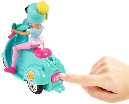 Игровой набор Barbie В движении Почта