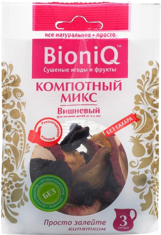 Компот BioniQ микс вишневый 80 г