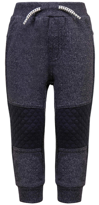 Брюки трикотажные для мальчика Barkito Мини-монстр темно-синие брюки barkito брюки трикотажные для мальчика barkito динозаврики синие