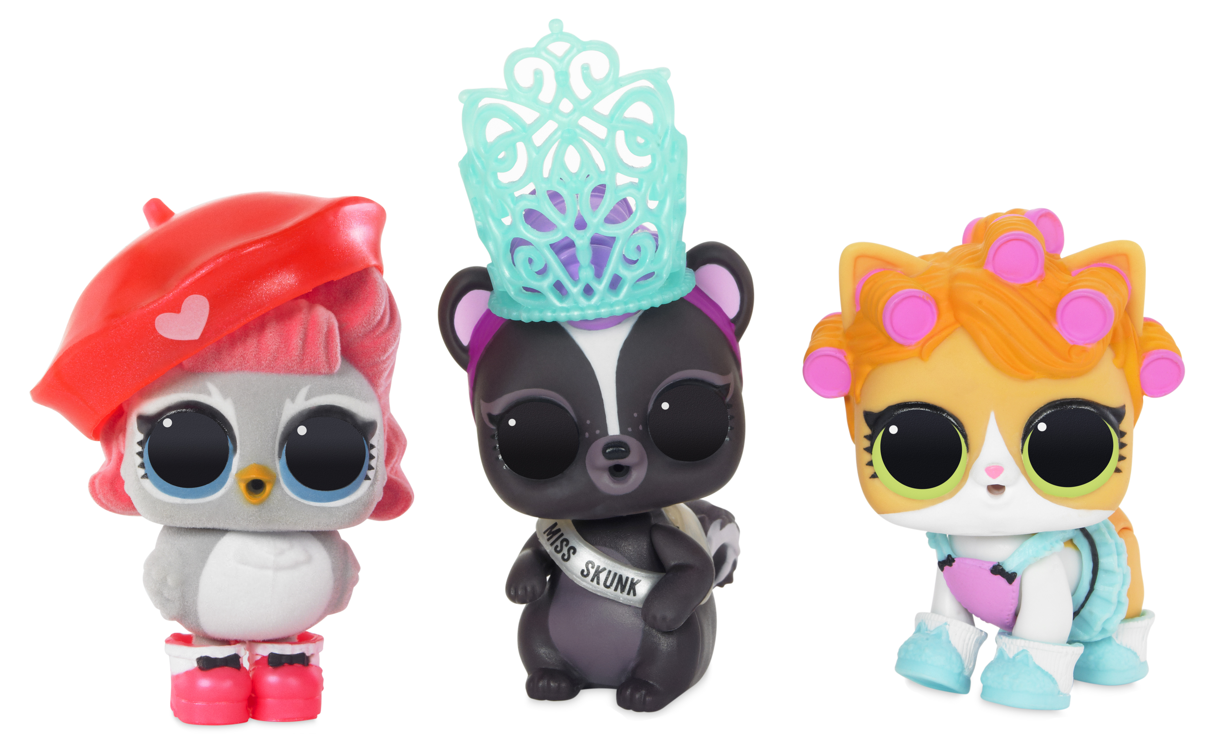 Купить Другие куклы, Фигурка L.O.L.«Питомцы» в асс., MGA Entertainment, Китай