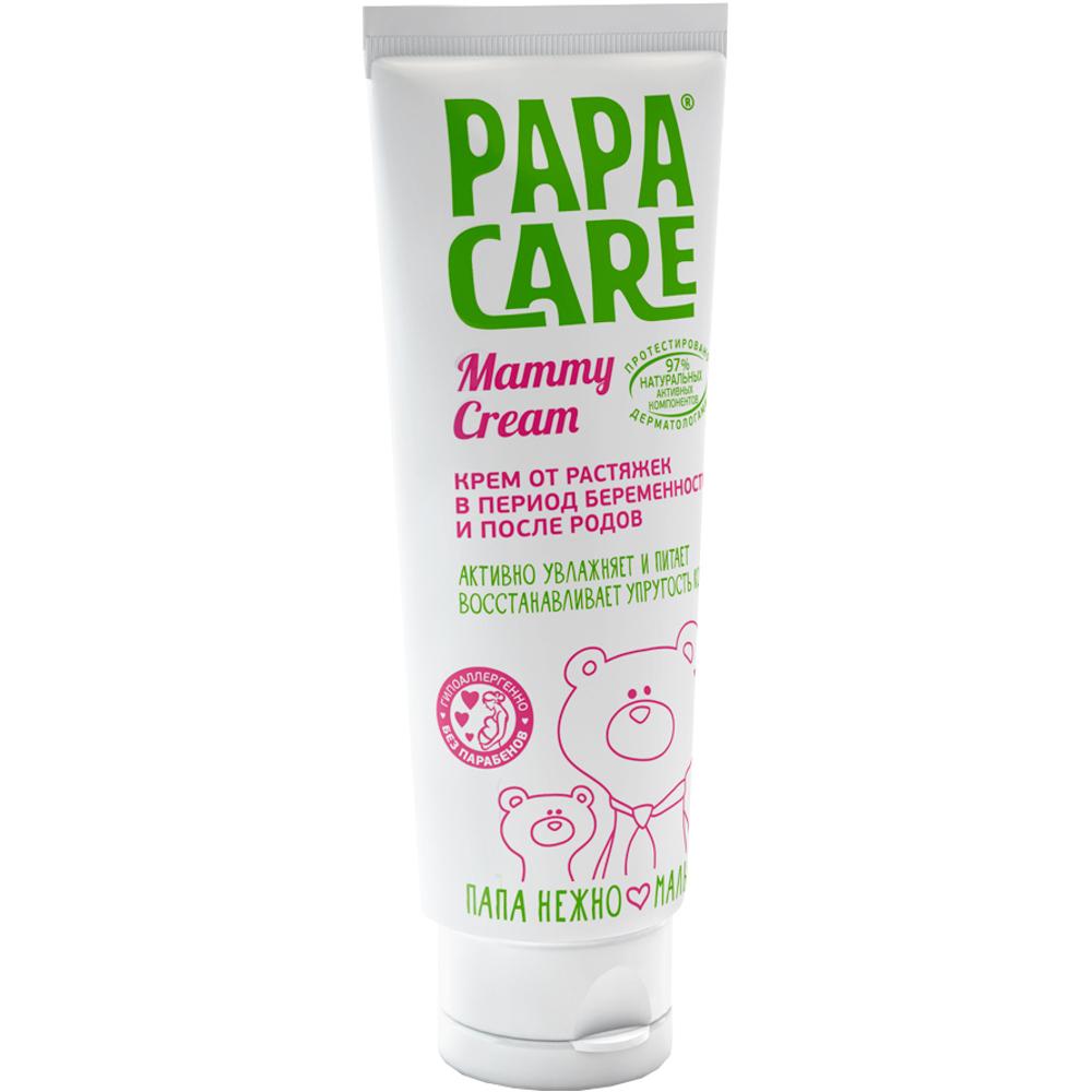 Косметика для мам Papa Care от растяжек для восстановления упругости кожи 100мл амброксол сироп 30мг 5мл 100мл флакон озон
