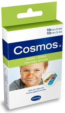 Прокладки и салфетки HARTMANN Cosmos Kids с рисунком (20 шт.) прокладки hartmann molimed premium ultra micro 28 шт