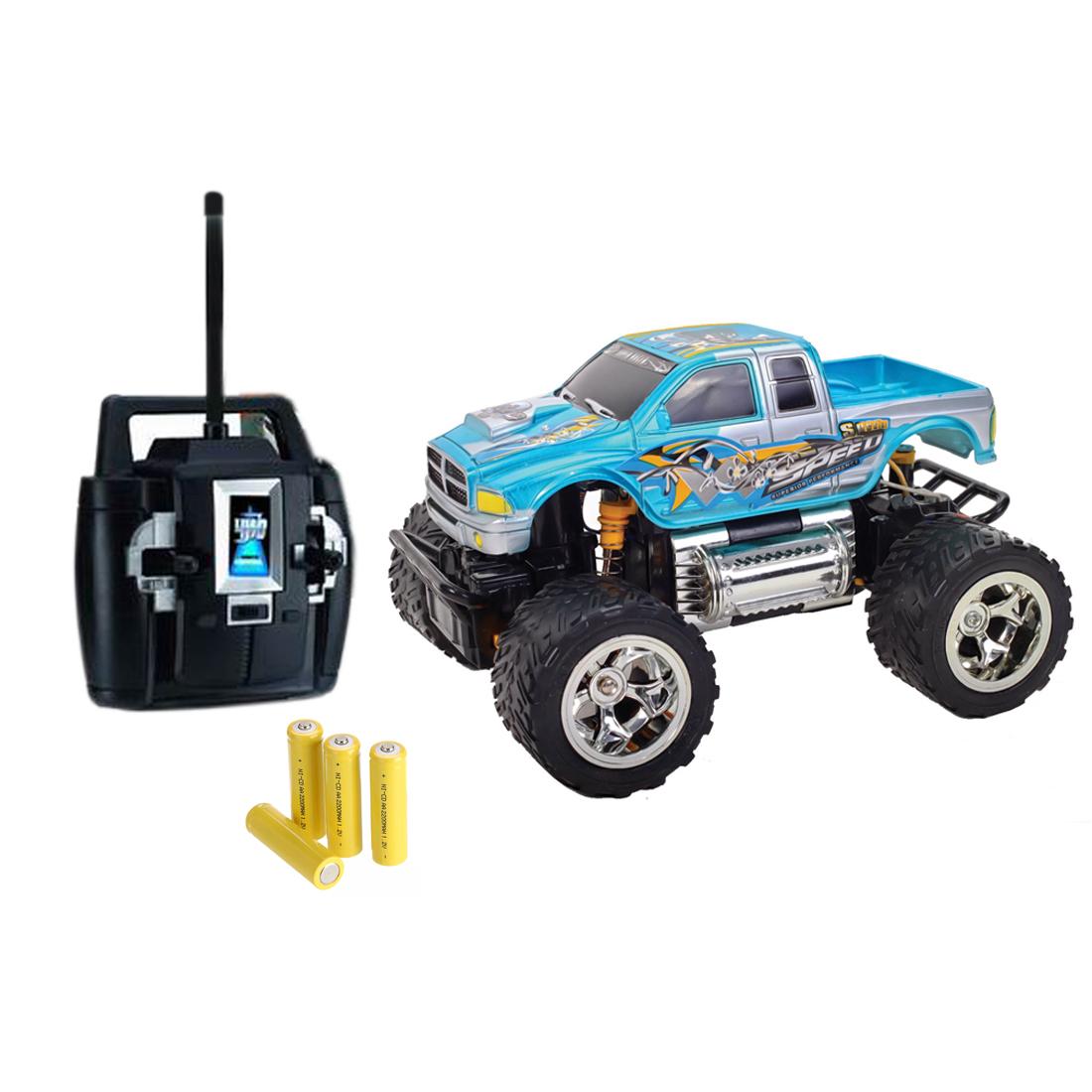 Игрушки на радиоуправлении Наша игрушка Джип