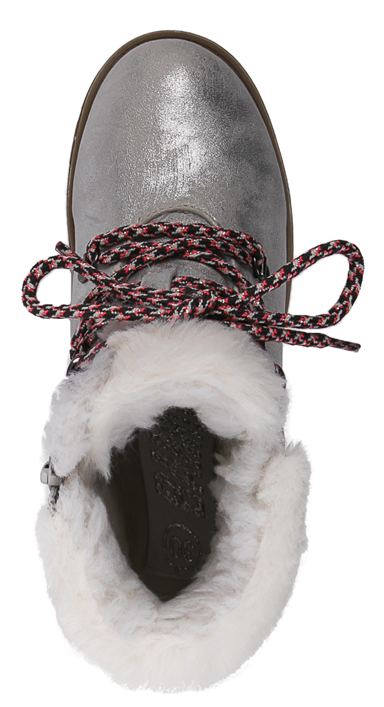 Ботинки и полуботинки Barkito Ботинки для девочки Barkito, белые