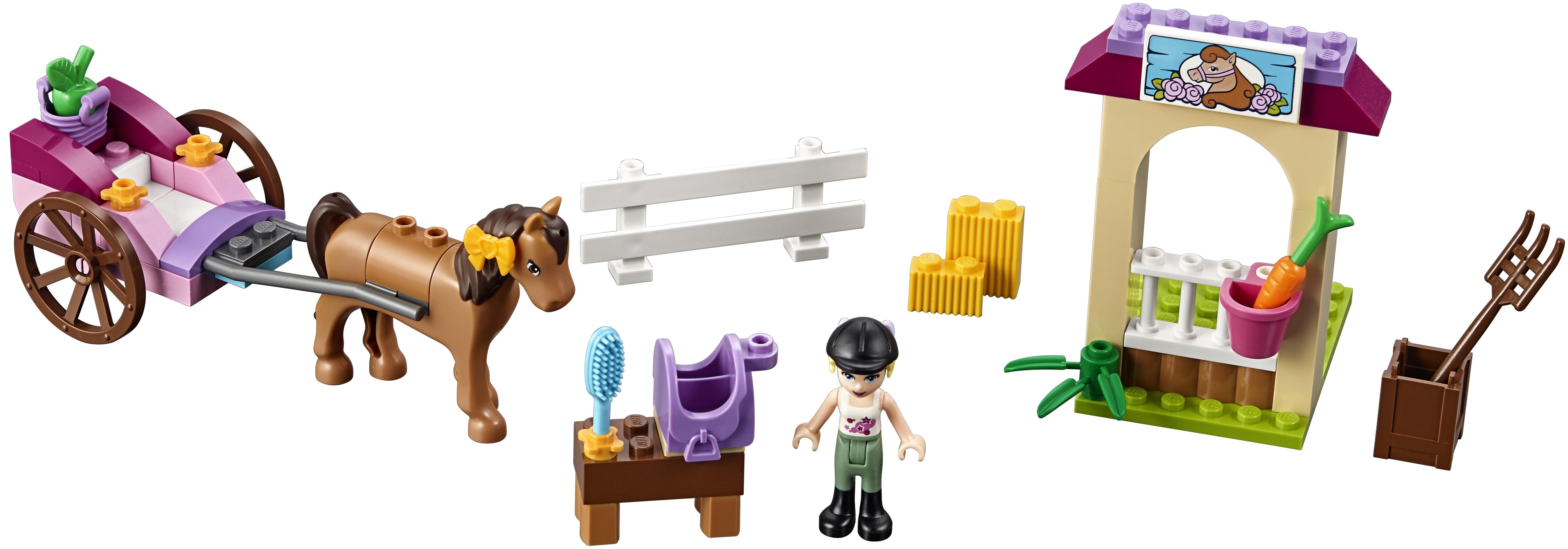 Купить LEGO, 10726 Карета Стефани, Китай, Мультиколор, Женский