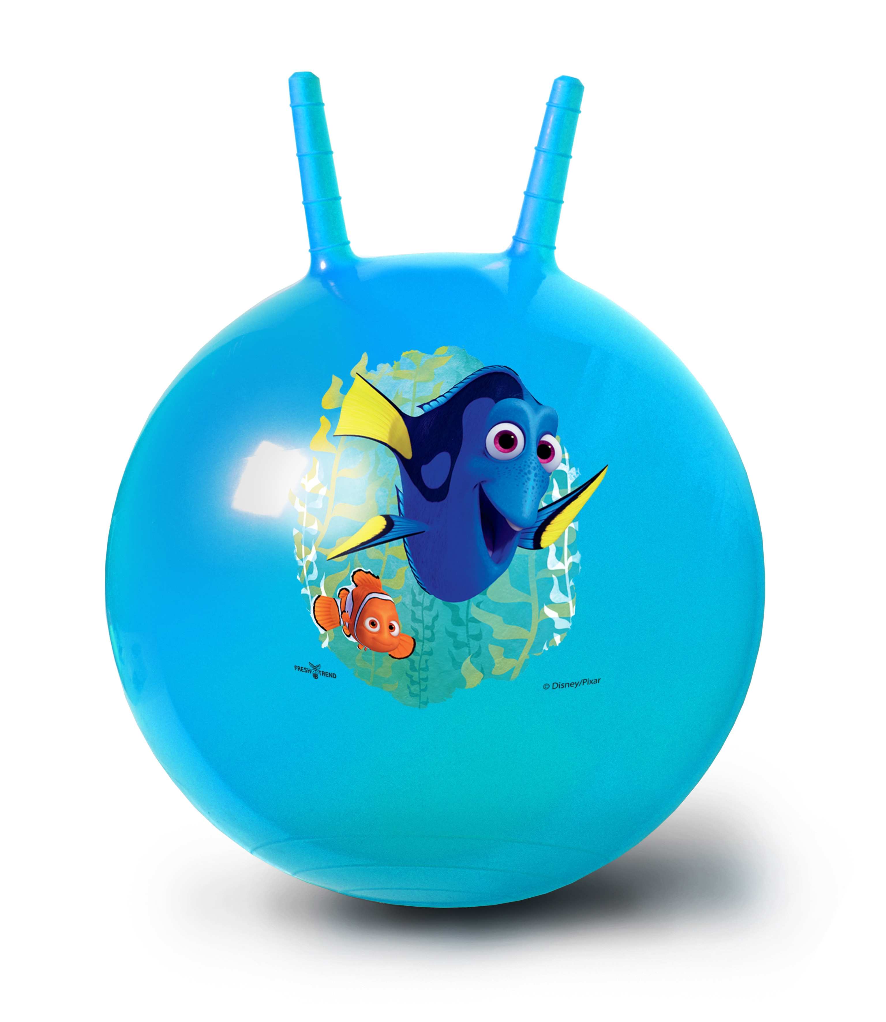 Мяч-попрыгун Fresh Trend В поисках Немо 50 см stantoma игрушка попрыгун мяч с рогами цвет красный 55 см