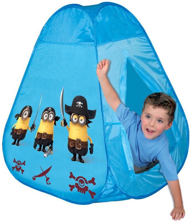 Игровые палатки Миньоны Миньоны игровые палатки миньоны палатка игровая minions миньоны