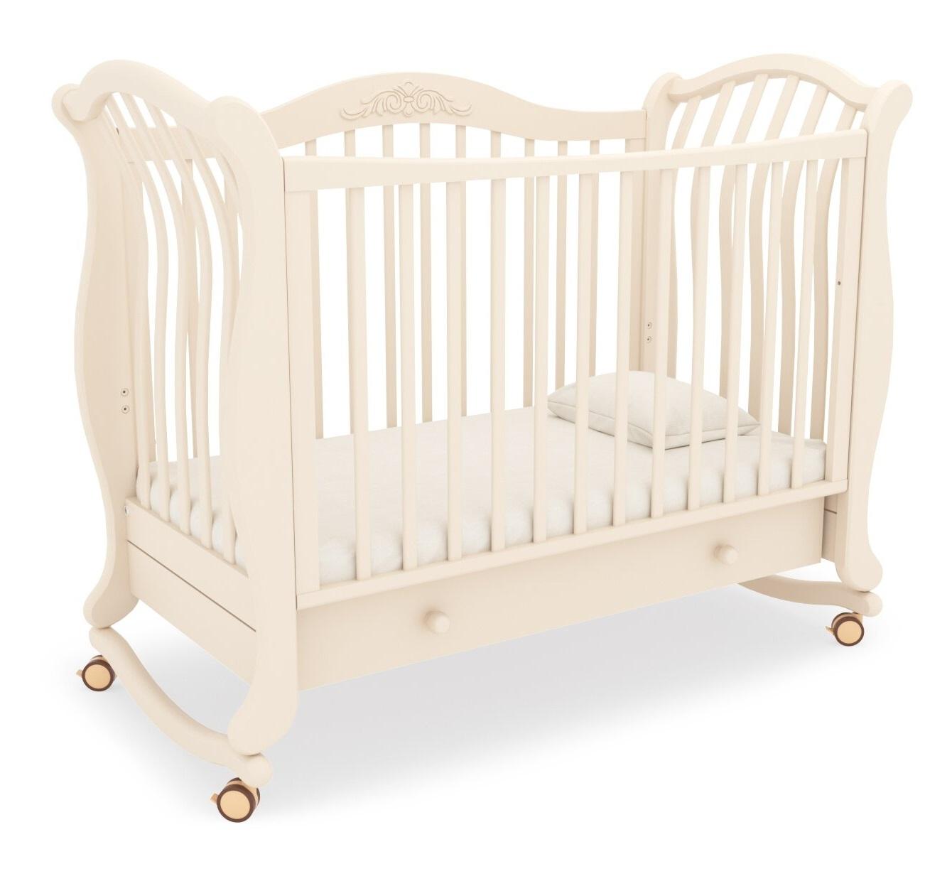 Кроватки детские Гандылян Габриэлла (качалка)