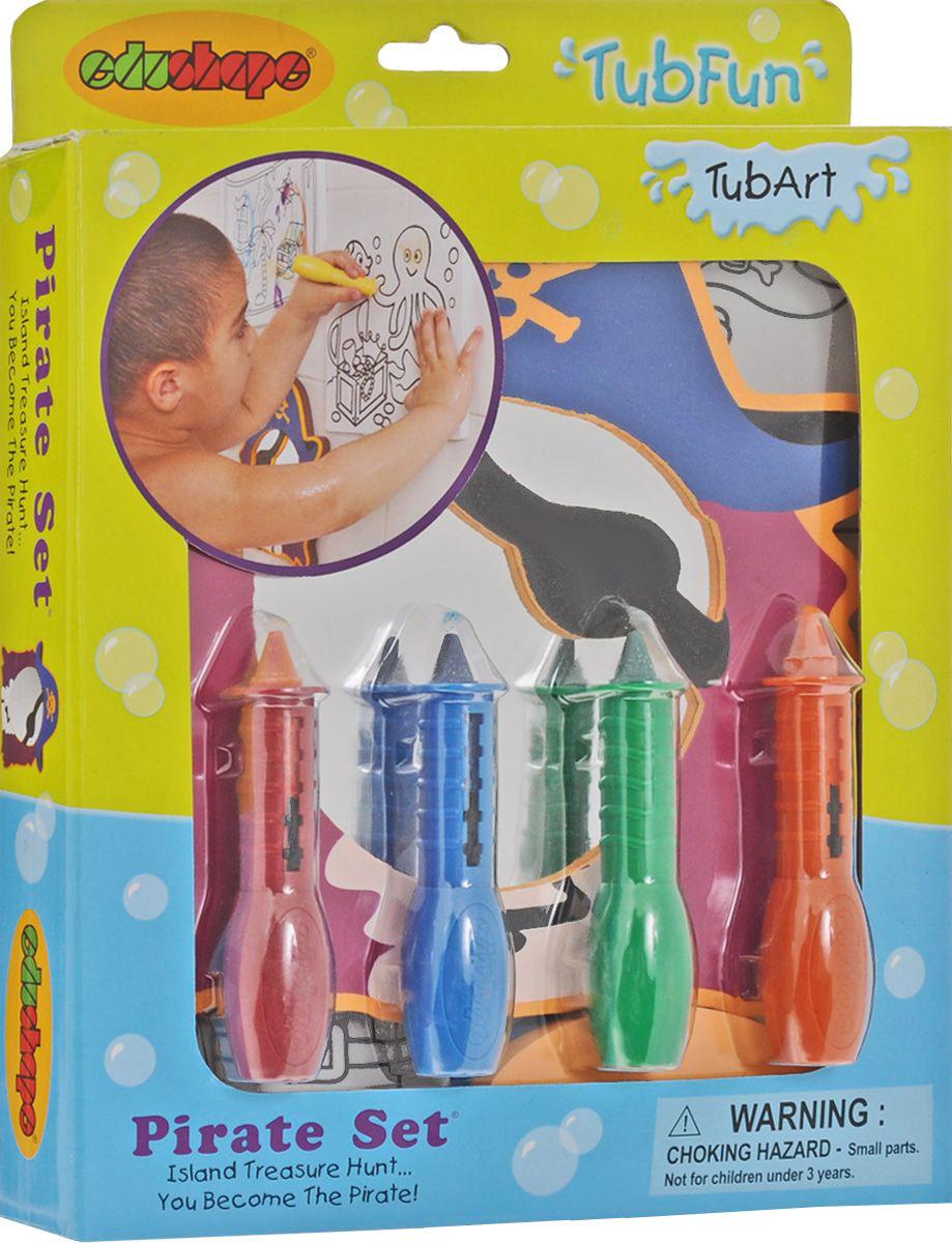 Детские игрушки для ванной Edushape Пират