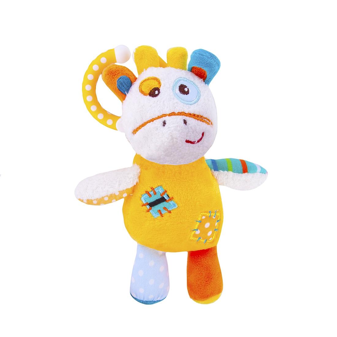 Подвеска Наша игрушка Жирафик Дэнни с вибрацией дуга с подвесками жирафики жирафик дэнни