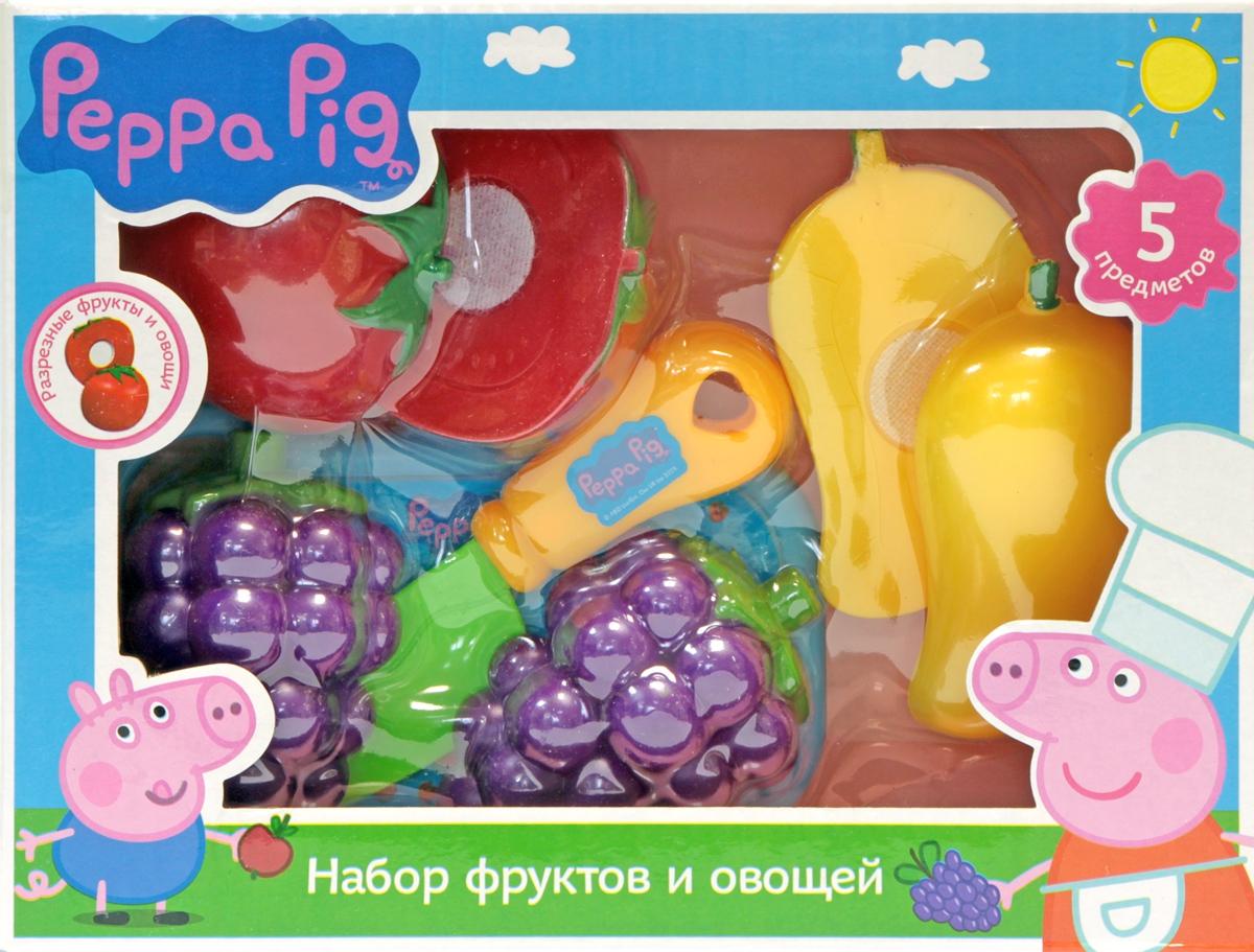 Купить Игровой набор, Фрукты и овощи, 1шт., Peppa Pig 29888, Китай, Женский