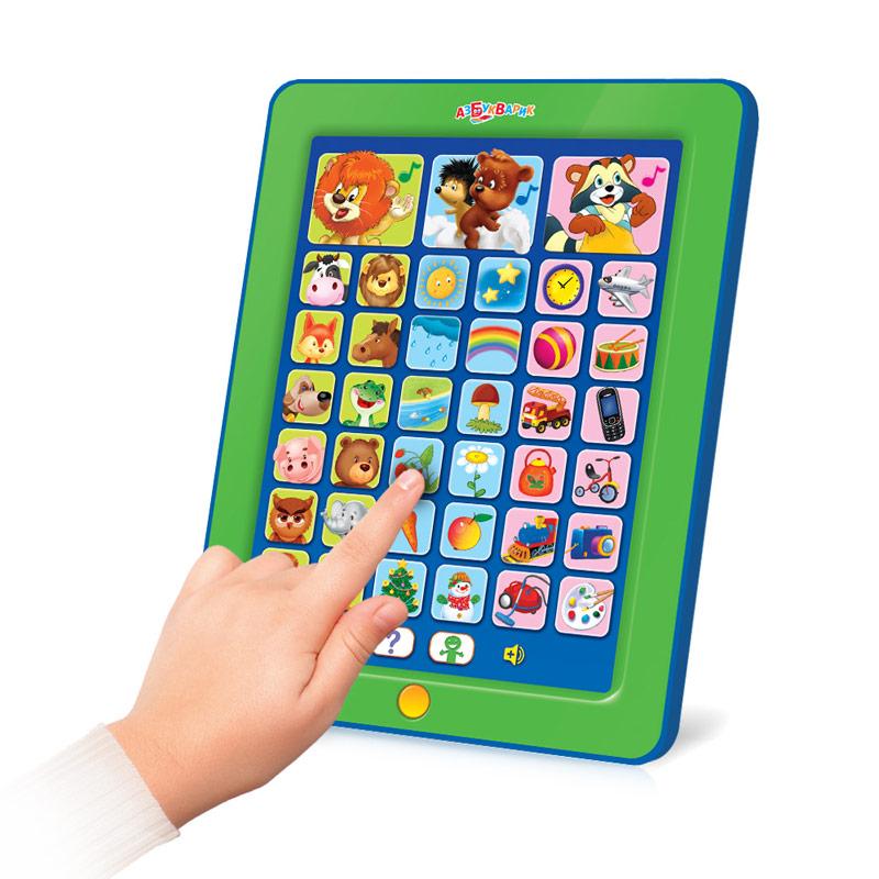 Развивающие игрушки Азбукварик Загадайка планшет азбукварик планшетик загадайка 4630014080666