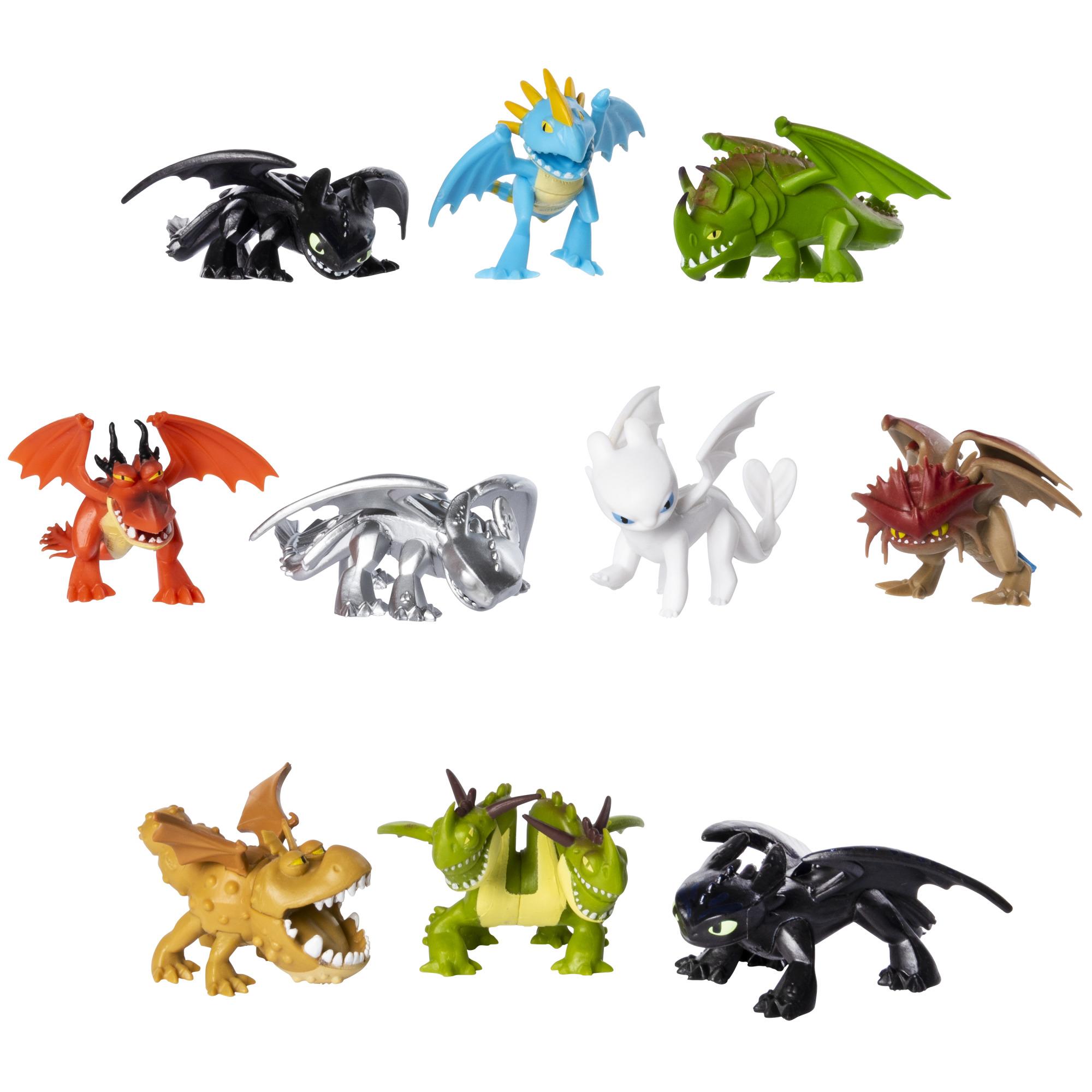 dragons 66621dg дрэгонс игровой набор дракон и фигурка смертолап и гриммель Фигурка Dragons 66616