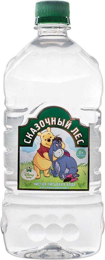 Вода детская Сказочный лес Сказочный Лес с рождения 1 л вода сказочный лес питьевая детская 12 шт по 0 4 л