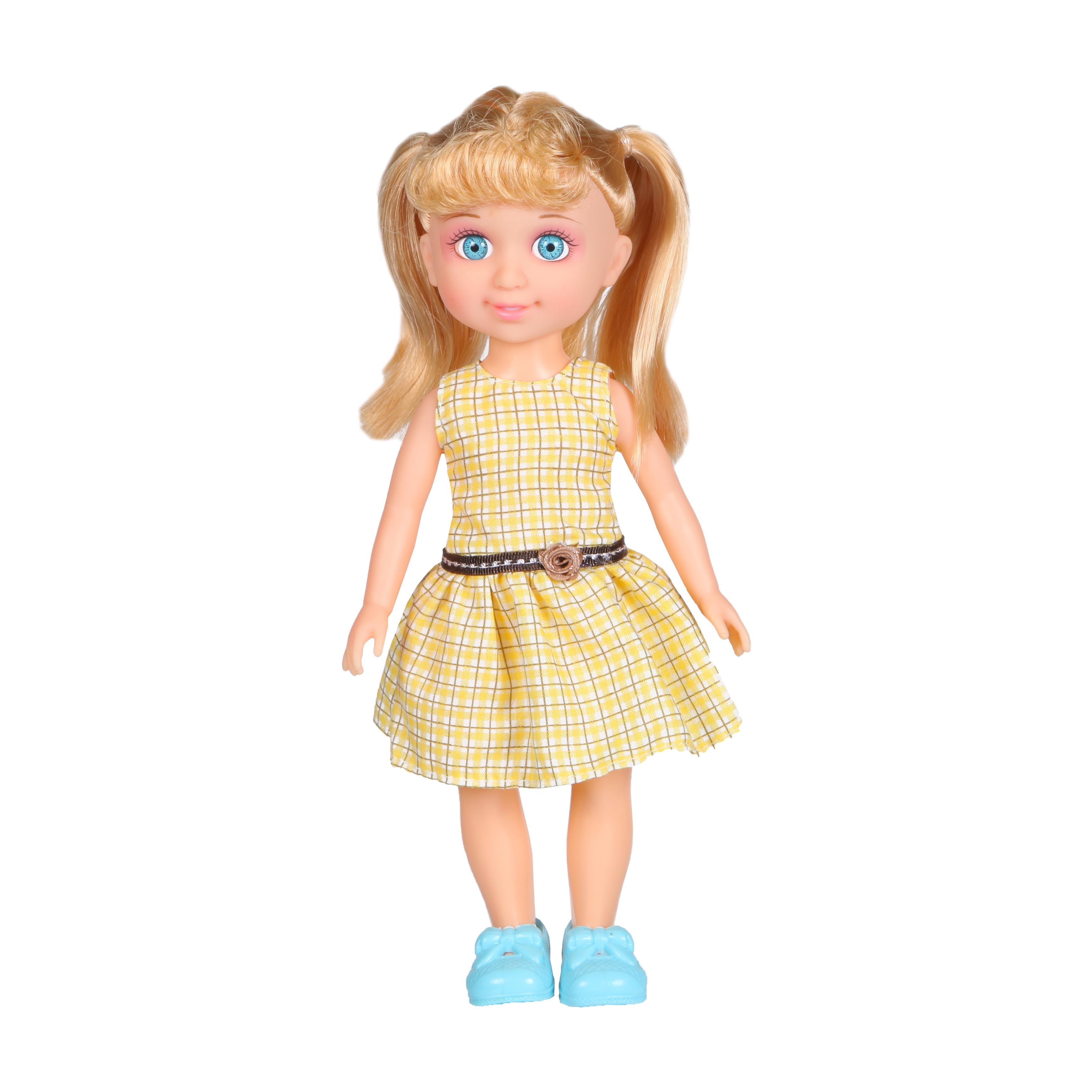 Другие куклы YAKO Jammy в бежевом наряде кукла yako jammy доктор m6309