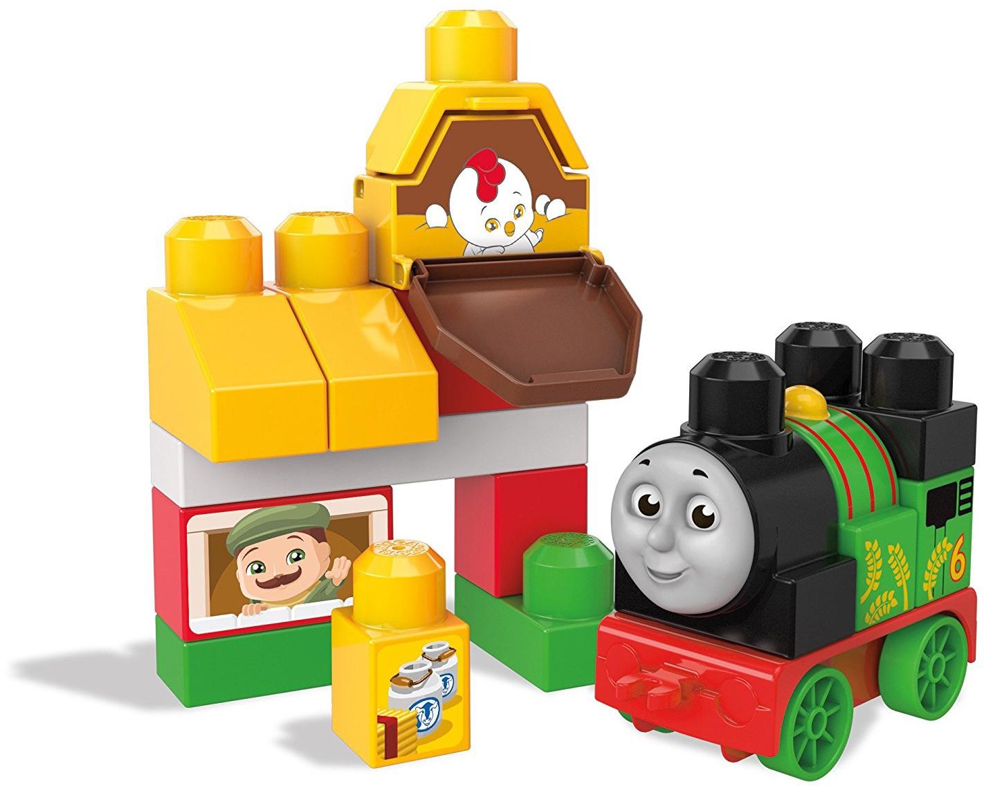 Конструкторы для малышей Mega Bloks Томас и друзья: достопримечательности Содора mega bloks томас и друзья приключения на острове содор mega bloks