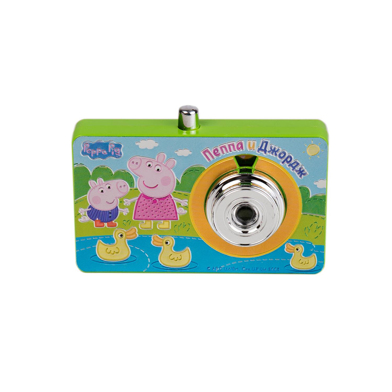 Фото - Фотоаппарат-проектор Peppa Pig Peppa Pig проектор