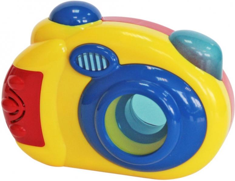 Развивающая игрушка LUBBY Первый фотоаппарат фотоаппарат для туриста