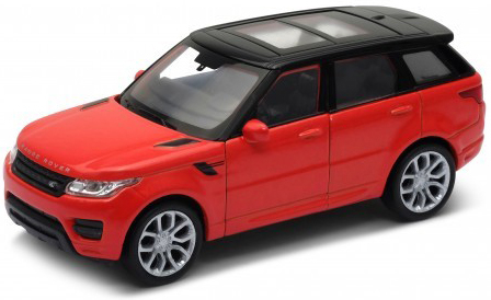 цена на Машинки и мотоциклы Welly Модель машины Welly «Range Rover Sport» 1:34-39 в асс.
