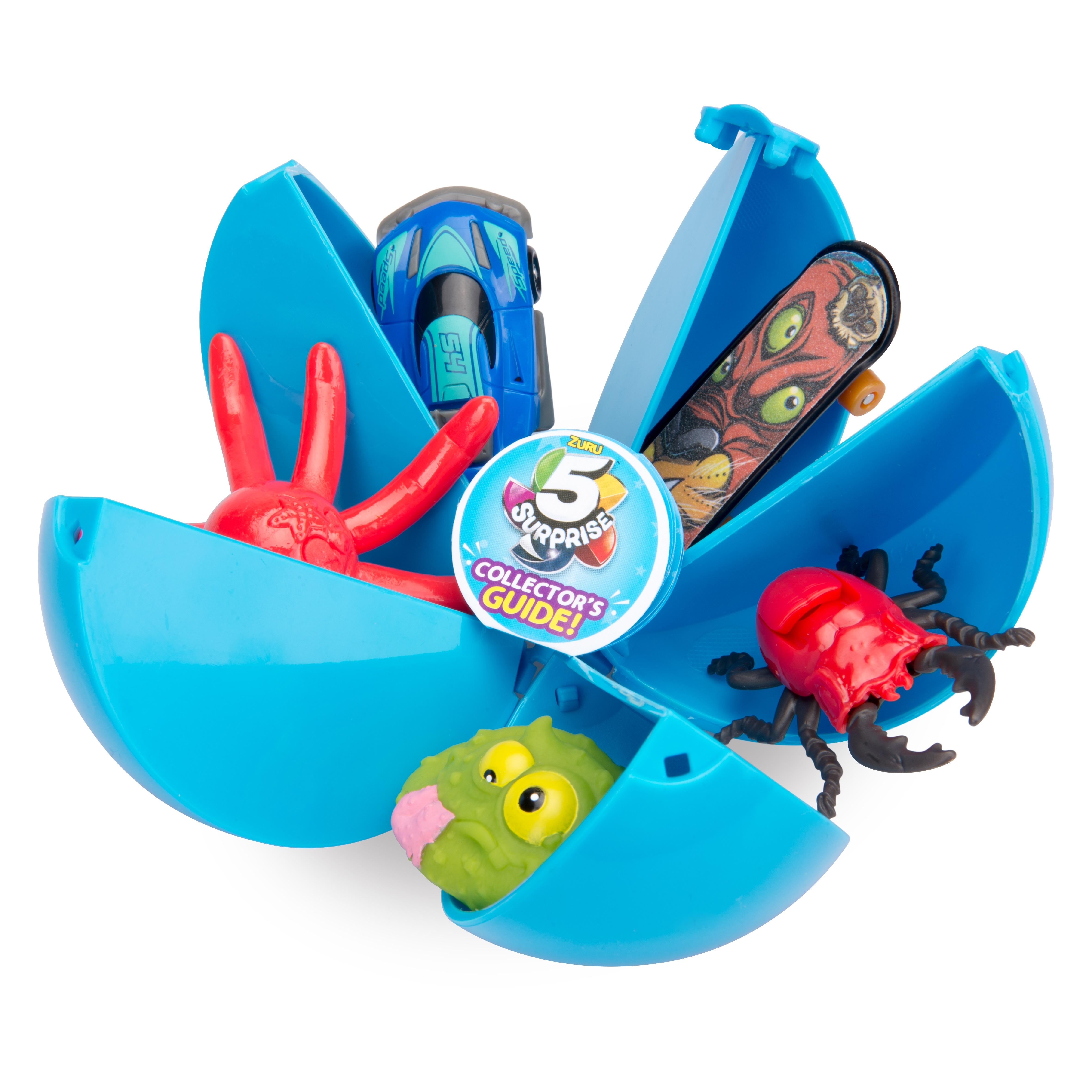Шар-сюрприз ZURU Для мальчиков zuru хэнк в водяном шарике в поисках дори zuru