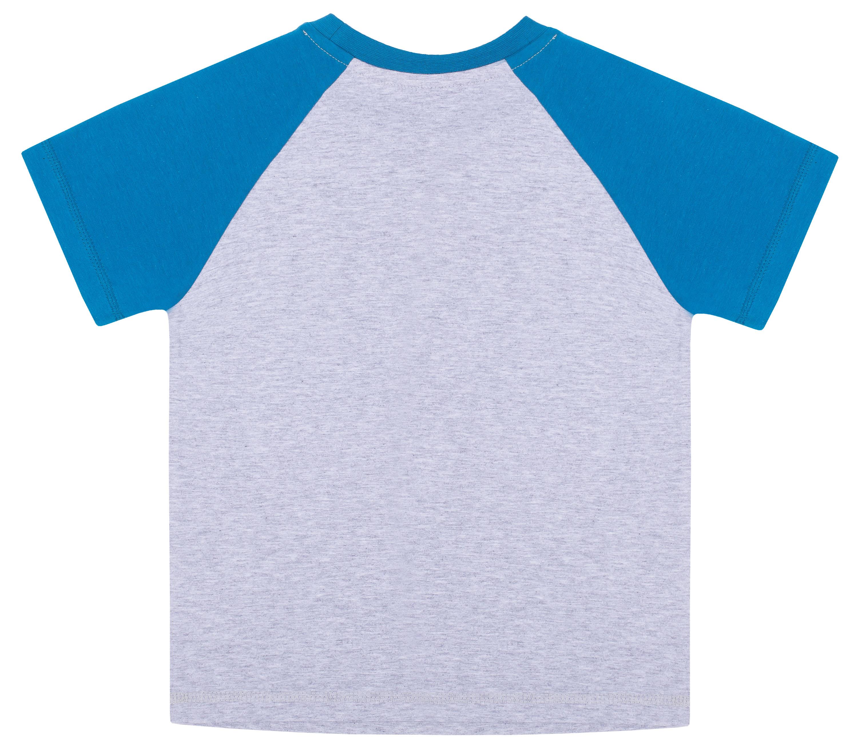 Футболка с коротким рукавом Barkito Скейтеры W19B4004J(1) футболка с длинным рукавом barkito скейтеры w19b4007j 1
