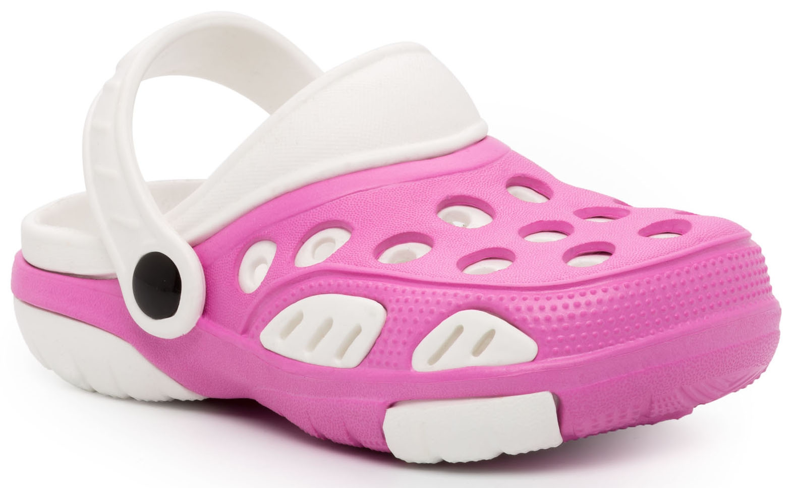 Сланцы (пляжная обувь) Barkito Летние для пляжа и бассейна фуксия пляжная обувь mursu пляжная обувь