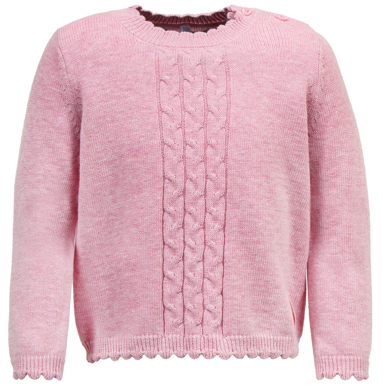 Купить Джемпер для девочки, Звезды цирка розовый, 1шт., Barkito W18G1003K, Китай, pink, Женский