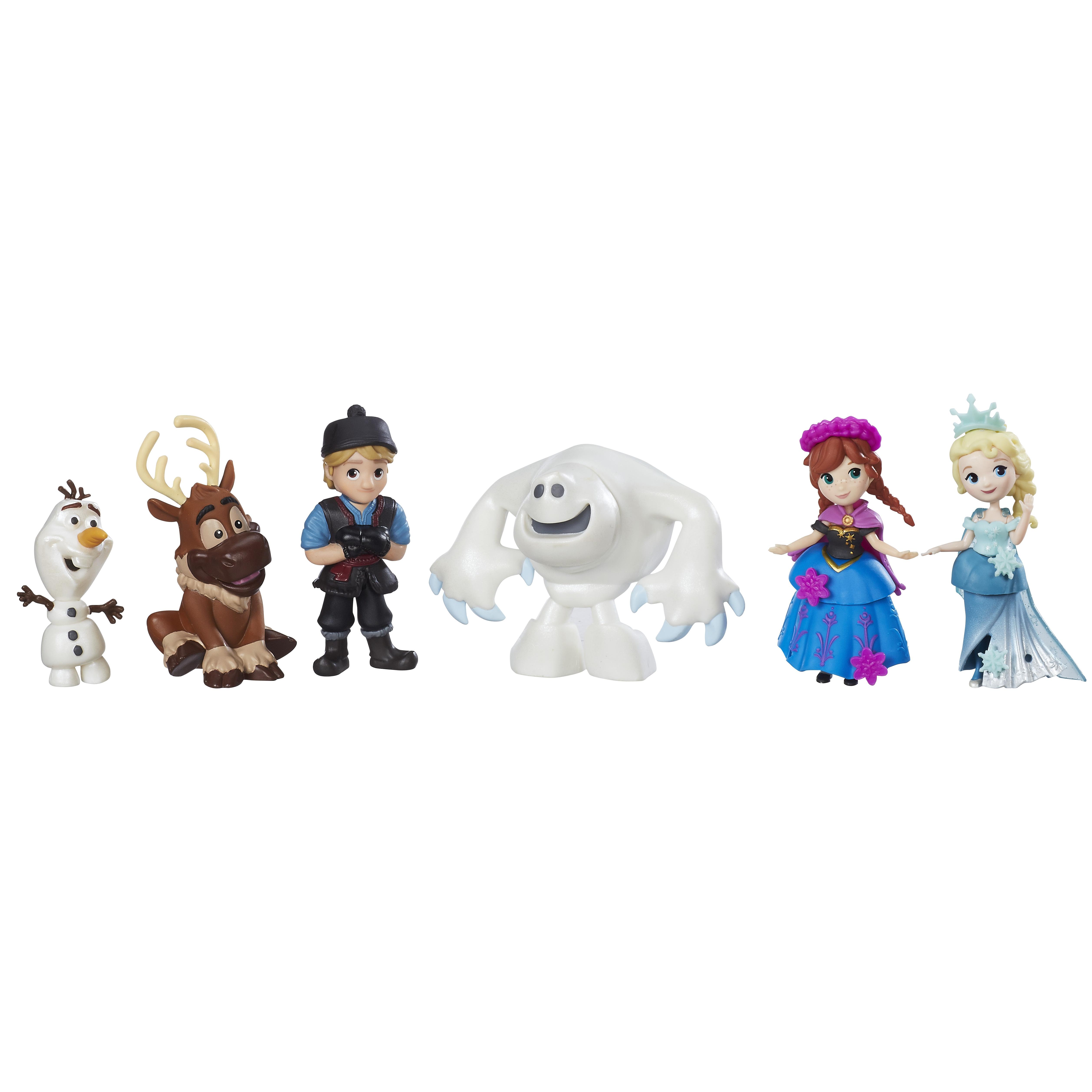 Игровой набор Hasbro Холодное сердце для коллекционеров disney холодное сердце раскрашиваем любимых героев набор для творчества