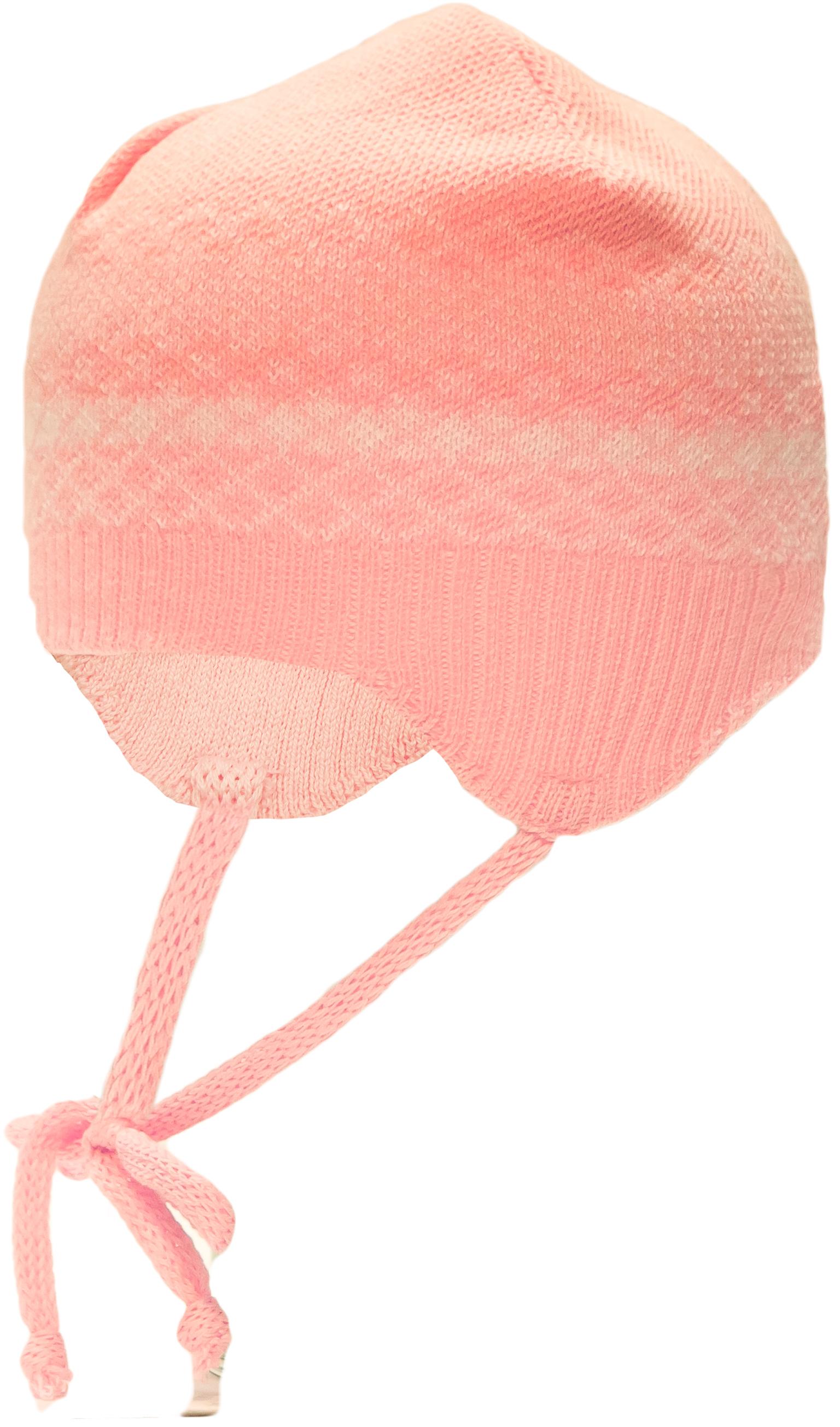 Головные уборы Barkito Светло-розовая головные уборы barkito шапка ушанка с завязками для девочки barkito светло розовая