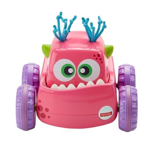 цена Развивающие игрушки Fisher Price Инерционные монстрики