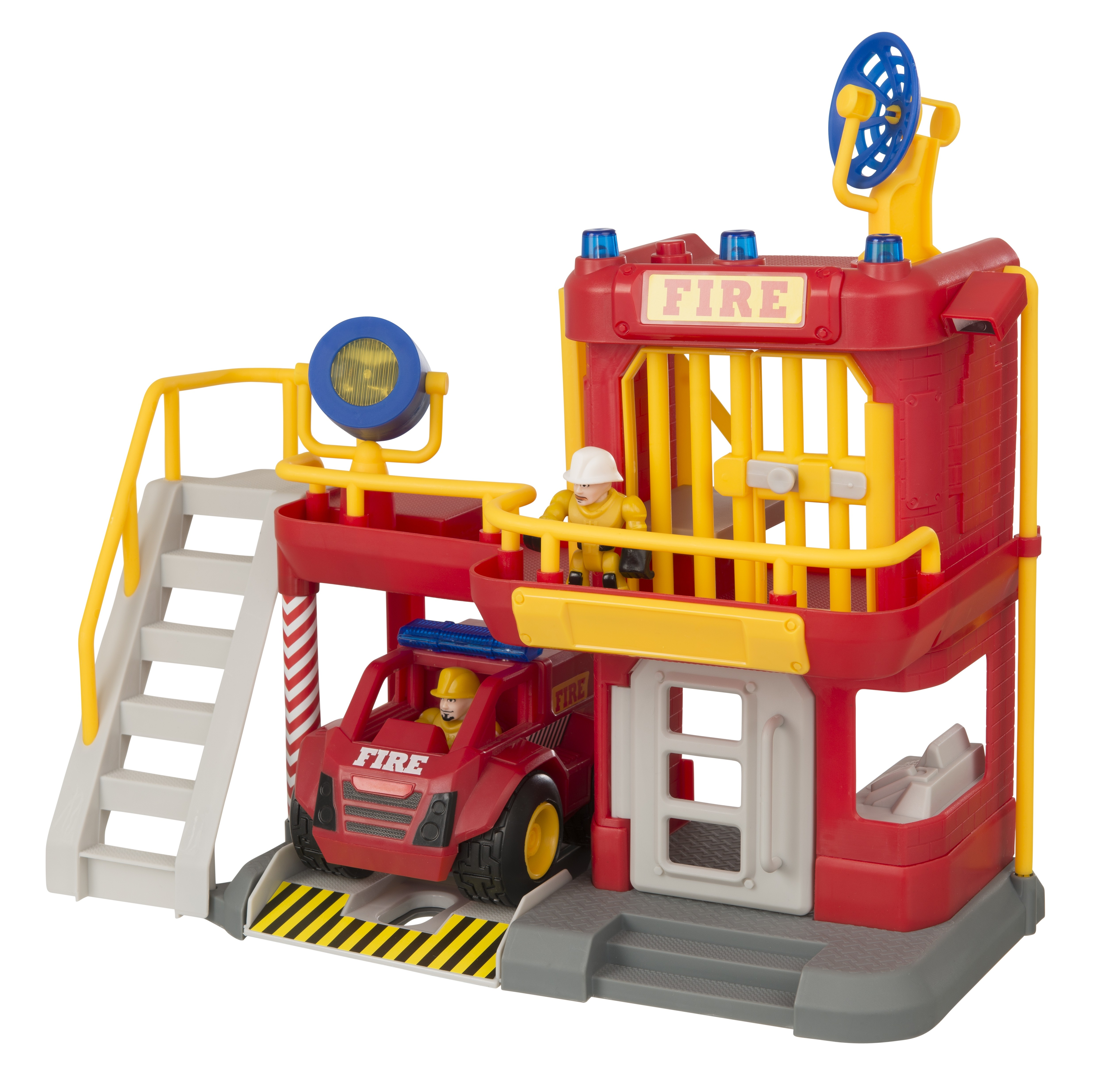 Игровой набор Teamsterz Пожарный расчёт недорого