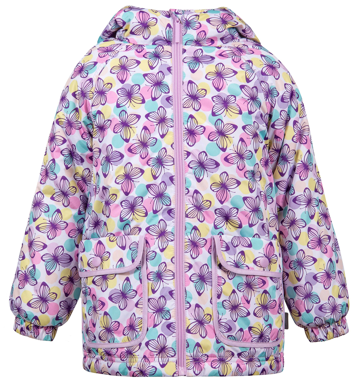 Фото - Куртка для девочки Barkito S19G3006P куртки пальто пуховики coccodrillo куртка для девочки wild at heart