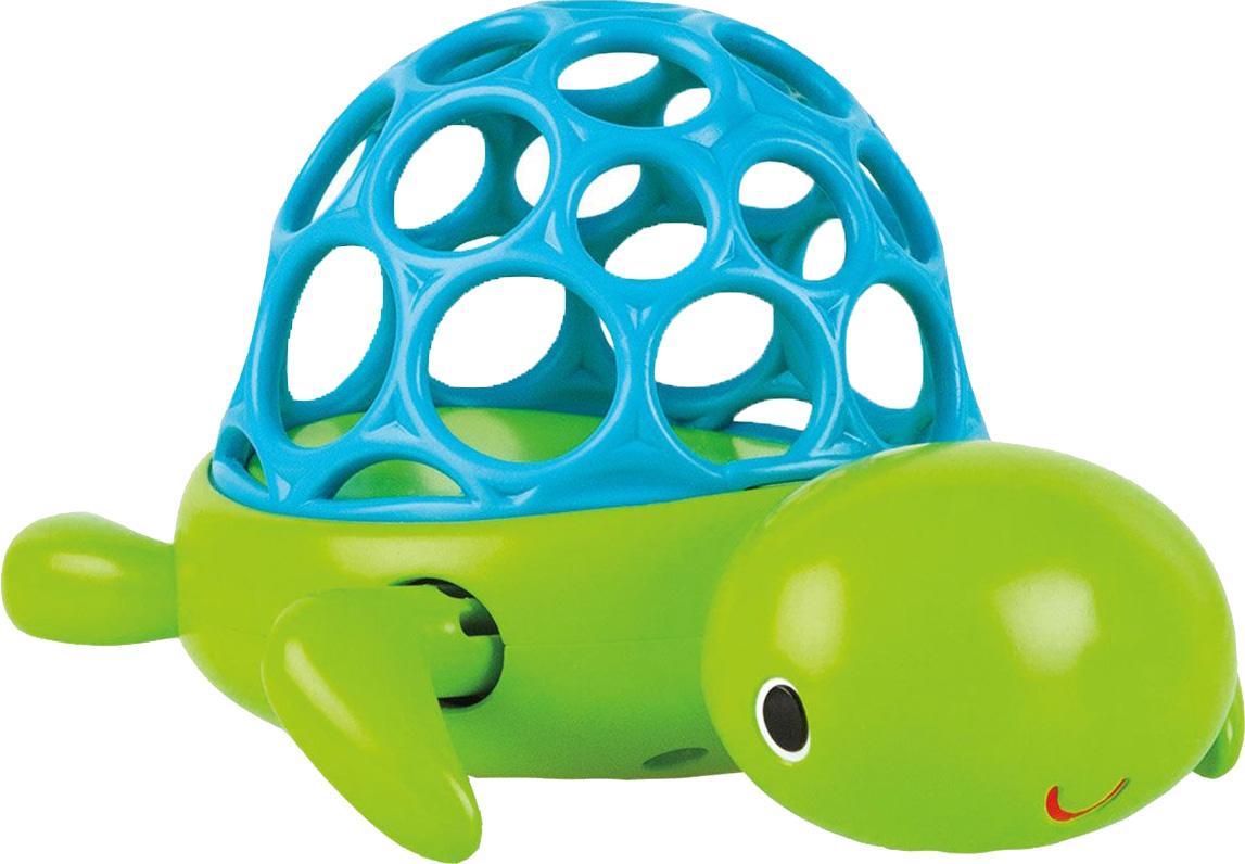 Детские игрушки для ванной Oball Черепашка
