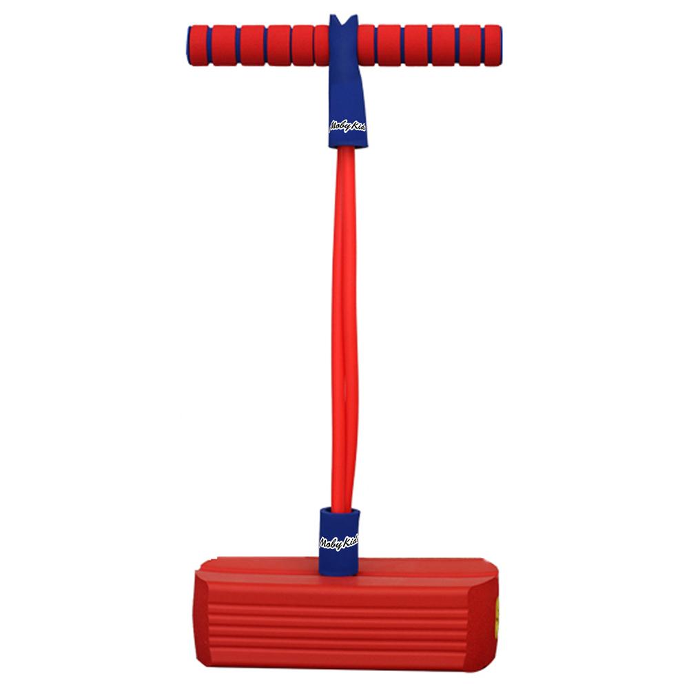 Тренажер для прыжков Наша игрушка Moby-Jumper красный jumper rivaldi jumper