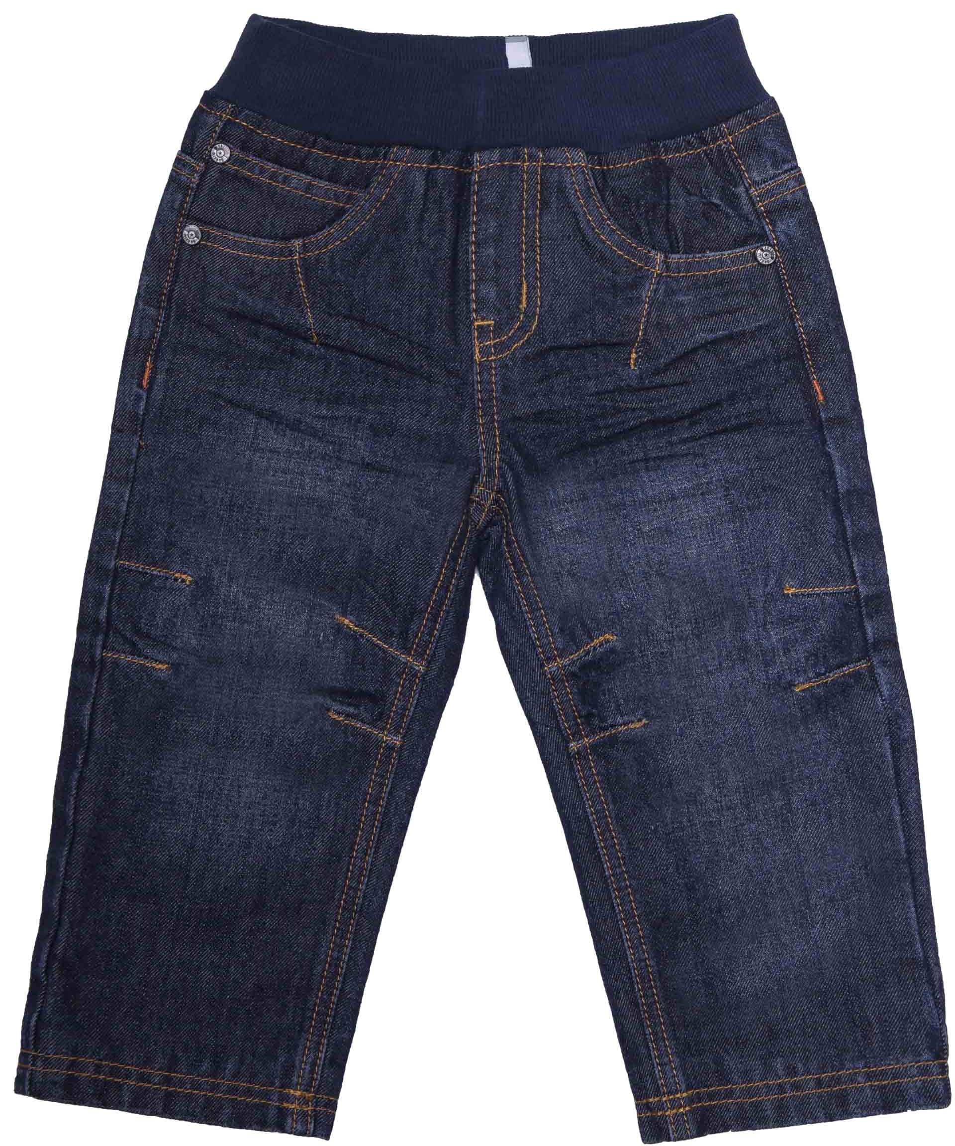 Джинсы Barkito Синие джинсы barkito джинсы для мальчика barkito строитель синие