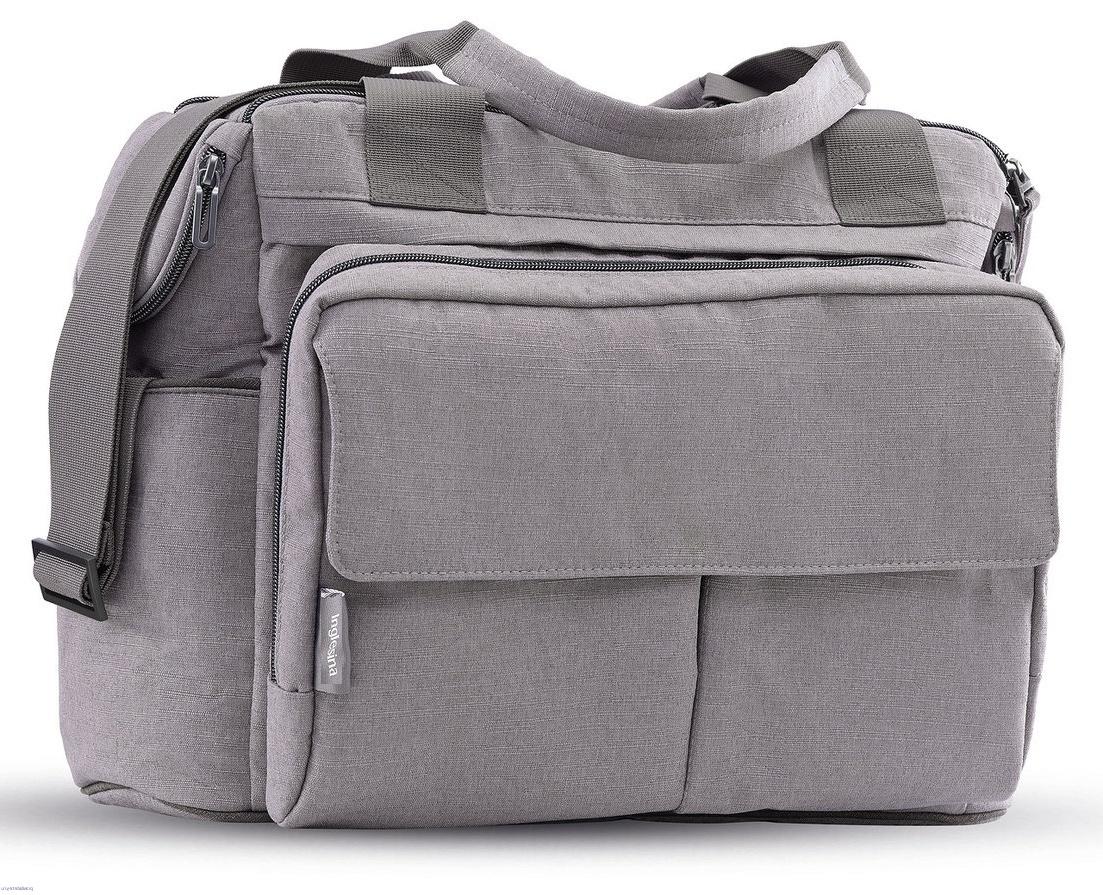 9beb0844b936 Сумка для коляски Inglesina Dual Bag Sideral Grey - купить в Москве ...