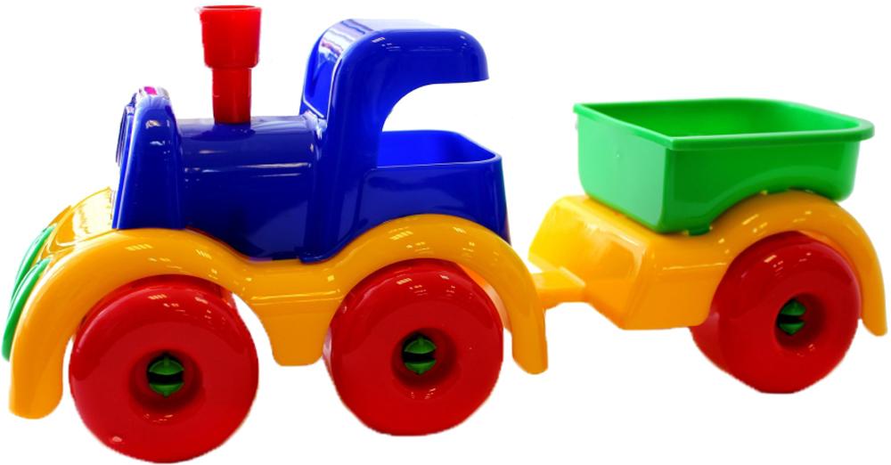 Фото - Машинка Пластмастер Пластмастер Малышок грузовой игры и игрушки в дорогу пластмастер подвеска на коляску пластмастер нежность